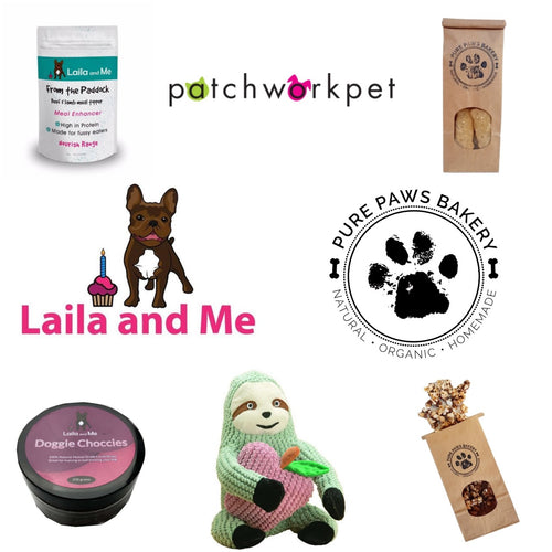 Laila and Me X Pure Paws Bakery Collab Pack - LIMITED EDITION