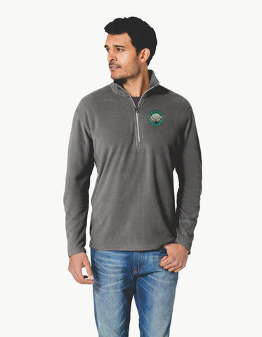 Ontiveros Mens Microfleece Pullover