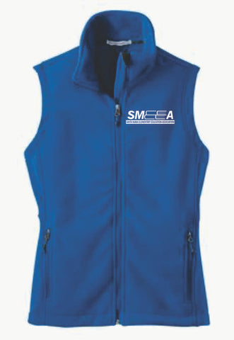 SMEEA Ladies Fleece Vest