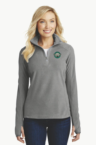 Ontiveros Ladies Microfleece Pullover