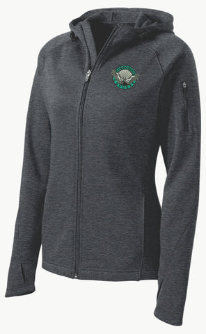 Ontiveros Ladies Tech Fleece Jacket