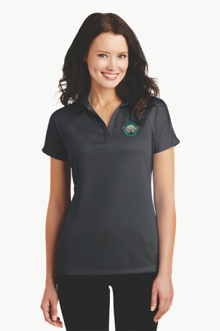 Ontiveros Ladies Raglan Polo