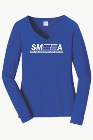 SMEEA Women's Long Sleeve Tee