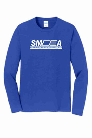 SMEEA Men's Long Sleeve Tee