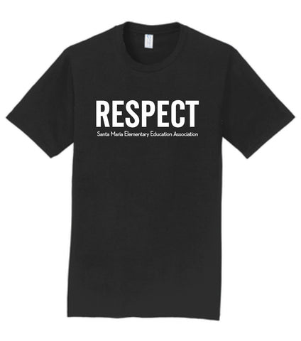 SMEEA RESPECT Men's Tee