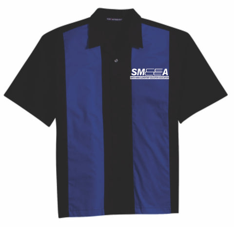SMEEA Men's Retro Camp Shirt