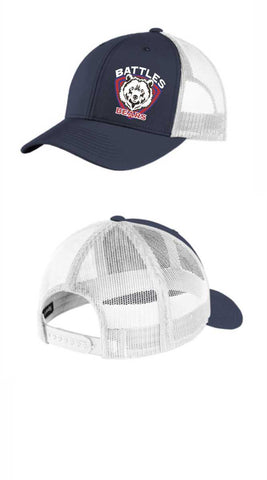Battles Trucker Cap