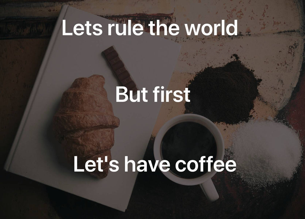 koffie quotes