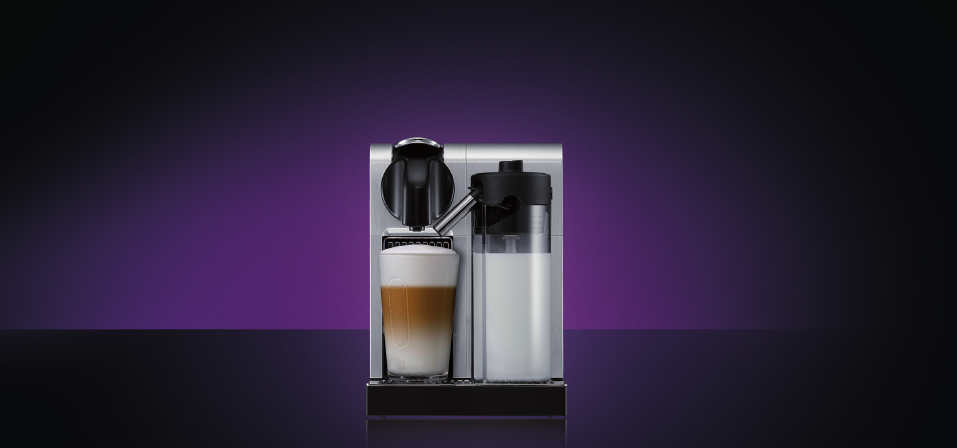 small coffee machine