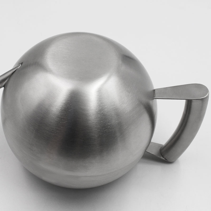Stainless Steel Watering Can - Ball Shape