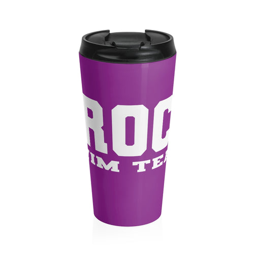Crocs College Stainless Steel Travel Mug