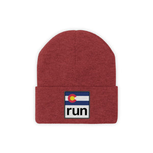 The Run Colorado Run Beanie!