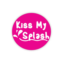 Load image into Gallery viewer, Kiss My Splash Kiss-Cut Stickers