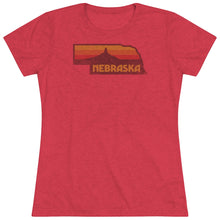 Load image into Gallery viewer, Women's Chimney Rock NB Triblend Tee