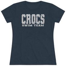 Load image into Gallery viewer, Women's Classic Crocs Triblend Tee