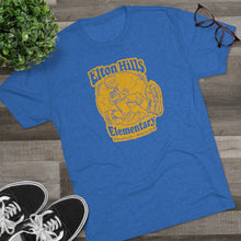 Load image into Gallery viewer, Men's Elton Hills Elementary Hilltopper Tri-Blend Crew Tee