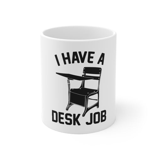 The Desk Job Mug