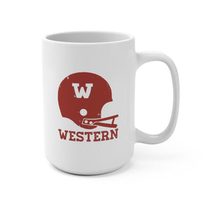 Retro WSC 15 oz. Mug