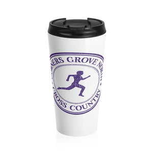 Stainless Downers Grove North Standard  Steel Travel Mug