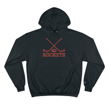 Load image into Gallery viewer, Champion Retro Rockets Hockey Hoodie