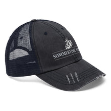 Load image into Gallery viewer, Unisex Sommertime Farms Trucker Hat