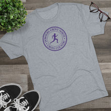Load image into Gallery viewer, Men's Downers Grove North Standard Tri-Blend Crew Tee