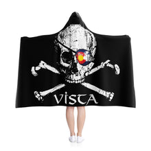 Load image into Gallery viewer, Vista Pirate Hooded Blanket