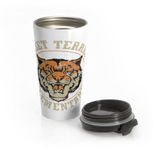 Load image into Gallery viewer, Old School Stainless Steel Travel Mug