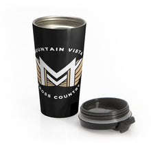 Load image into Gallery viewer, MVHS XC Stainless Steel Travel Mug