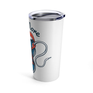 Colorado Shoe Tongue Tumbler 20oz