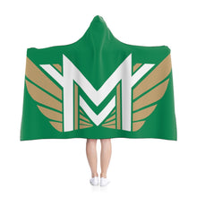 Load image into Gallery viewer, No words MVHS XC Hooded Blanket