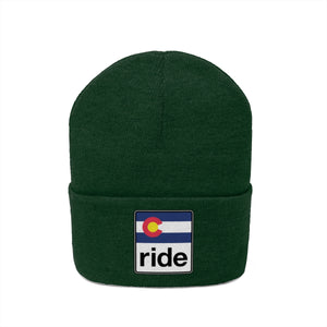 Ride Colorado Knit Beanie