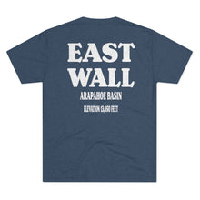 Load image into Gallery viewer, Men's East Wall Tri-Blend Crew Tee