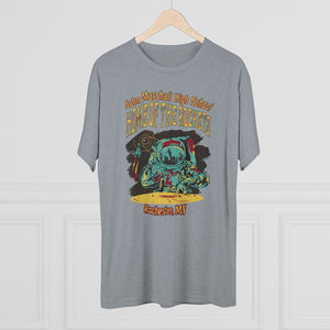Men's Trippy JMHS Tri-Blend Crew Tee