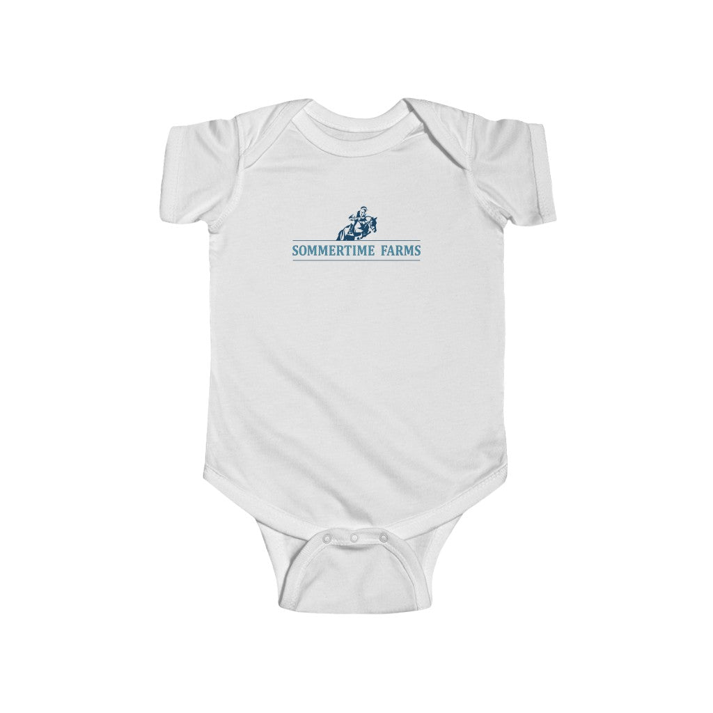 Infant Sommertime Farms Fine Jersey Bodysuit