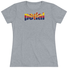Load image into Gallery viewer, Women's Pedal Arizona Triblend Tee