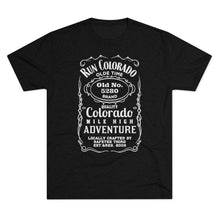 Load image into Gallery viewer, Men's Old No. 5280 Tri-Blend Crew Tee