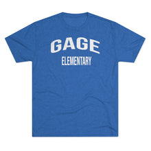 Load image into Gallery viewer, Men's Gage ElementaryTri-Blend Crew Tee