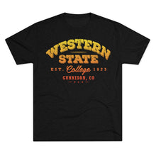 Load image into Gallery viewer, Men's WSC Old School Tri-Blend Crew Tee