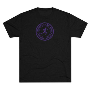 Men's Downers Grove North Standard Tri-Blend Crew Tee