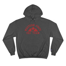 Load image into Gallery viewer, UNISEX Champion Retro WSC Ski Team Hoodie