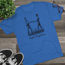 Load image into Gallery viewer, Men's Fight Pugilism Tri-Blend Crew Tee