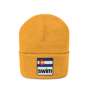Swim Colorado Knit Beanie