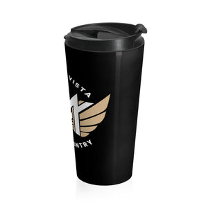 MVHS XC Stainless Steel Travel Mug
