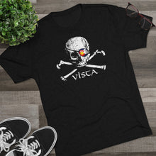 Load image into Gallery viewer, Men's Vista Pirate Tri-Blend Crew Tee
