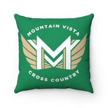 Load image into Gallery viewer, MVHS XC Spun Polyester Square Pillow