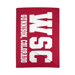 Old School WSC Blanket