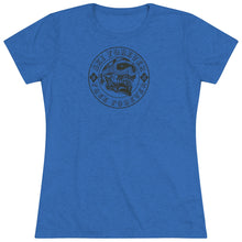 Load image into Gallery viewer, Women's Ski Forever. Free Forever. Triblend Tee