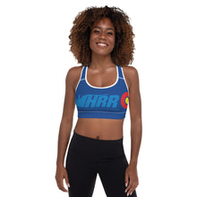 Load image into Gallery viewer, HRRC Padded Sports Bra