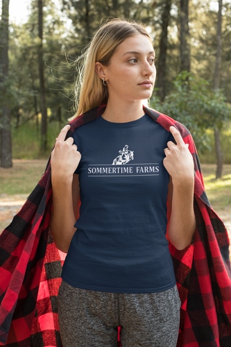Women's Sommertime Farms Color Triblend Tee